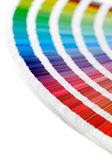 Swatches Cmyk — Foto Stock
