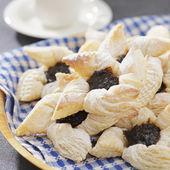 Finnish puff pastries — Stock Photo