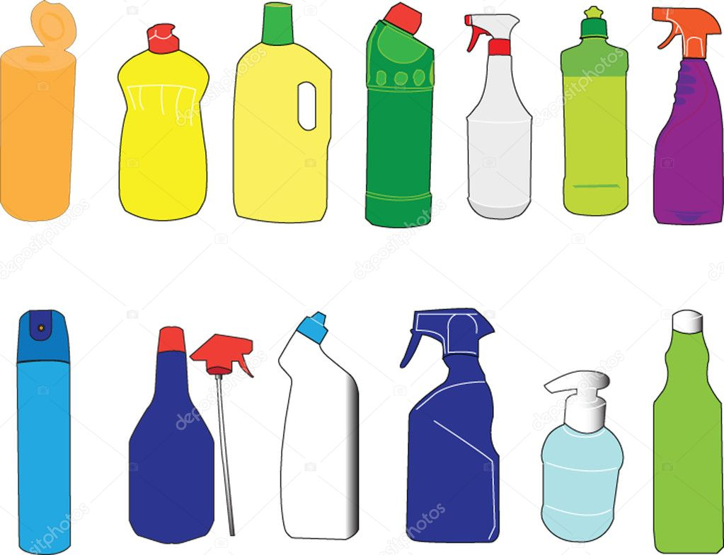   packaging bottle collection - vector  Stock Vector #2112208