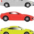 Royalty-Free Stock Vector Image: Car collection