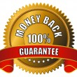 Royalty-Free Stock Imagen vectorial: Guarantee