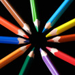 Colour pencils — Stock Photo #2110363