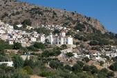 Pueblo de Grecia — Foto de Stock