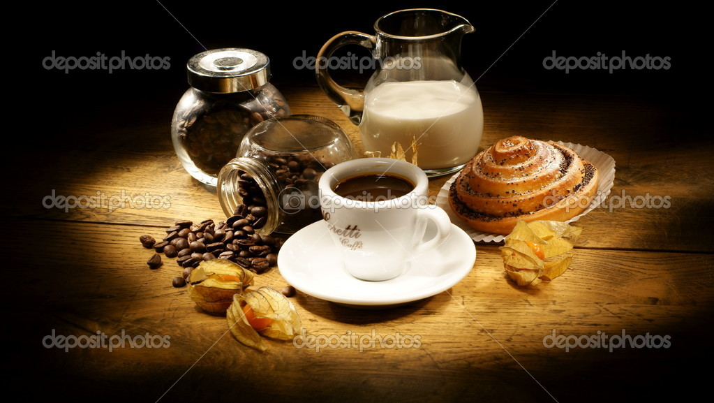 Cofee — Stock Photo #2313836