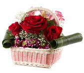 Bouquet flowers. — Stock Photo