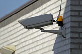 Surveillance camera — Stock Photo