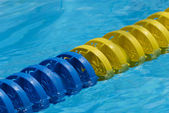 Swimming pool detail — Stock Photo