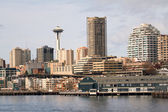 Seattle's Pier 59 Waterfront — ストック写真