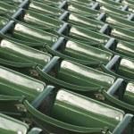Stadium Seating — Stock Photo