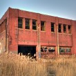 Stock Photo: Abandoned Warehouse