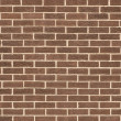 Brown Brick - Stock Photo