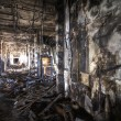 Burned Corridor — Stock Photo #2106902