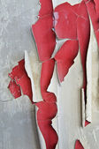 Cracked Paint — Stock Photo