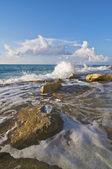 Crashing Waves — Stock Photo