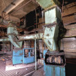 Stock Photo: Abandoned Machinery