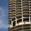 Marina City Tower — Stock Photo