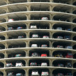 Stock Photo: Marina City Parking