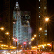Michigan Avenue - Stock Photo