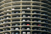 Marina City Parking — Stock Photo