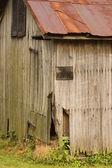 Rustic Barn — Stock Photo