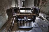 Old Organ — Stock Photo
