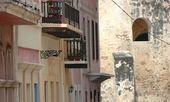 Old San Juan Street — Stock Photo