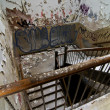 Abandoned Stair — Stock Photo