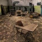 Classroom Chair — Stock Photo #2206661