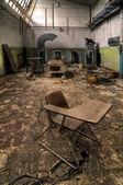 Classroom Chair — Stock Photo