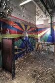 虹のトイレ — ストック写真