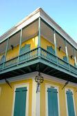 Old San Juan Building — Stock Photo