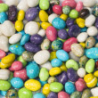 Close-up  colored candy - Stock Photo