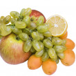 Group of fruits — Stock Photo
