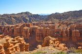 Canyon Central Asia — Stock Photo