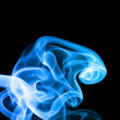 Backgrounds smoke abstract — Stock Photo