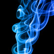 Стоковое фото: Smoke abstract backgrounds