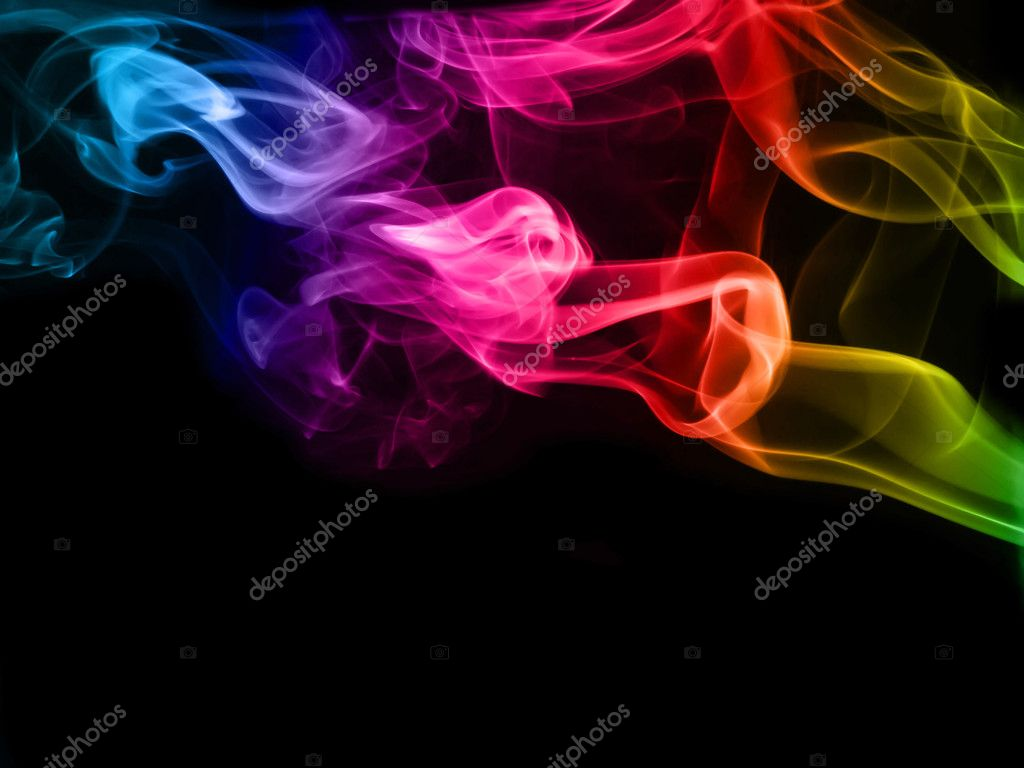 Smoke abstract backgrounds — Stock Photo #2114352