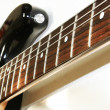 Electro guitar close up — Stock Photo #2150275
