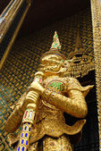 Thailand style sculpture details — Stock Photo