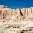 The temple of Hatshepsut egypt — Stock Photo