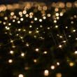 Holiday lights effects sparkling - Lizenzfreies Foto