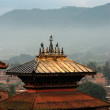 Morning of durbar square,nepal — Stock Photo #2093875