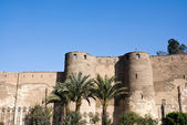 Saladin Citadel of Cairo Egypt — Stock Photo