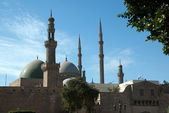 Mohamed Ali Mosque of Cairo — Stock Photo