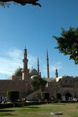 Mohamed Ali Mosque the Saladin Citadel — Stock Photo