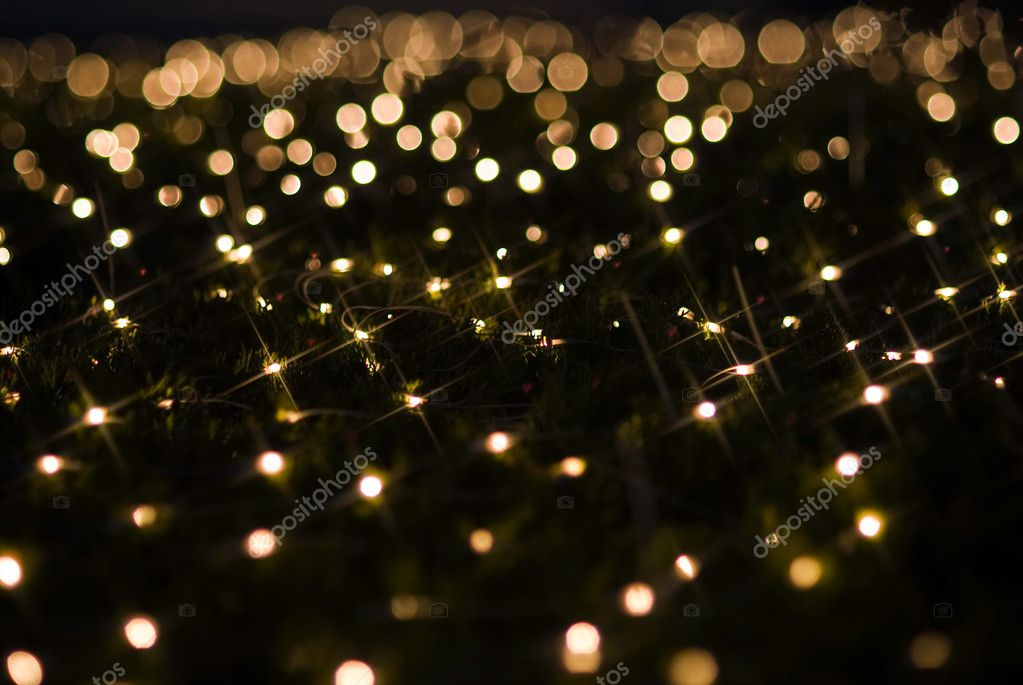 Christmas or holiday lights effects sparkling sequins  Stock Photo #2093643