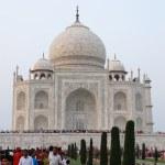 Taj Mahal of Agra India — Stock Photo