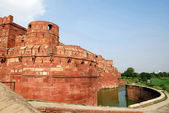Agra fort of India — Stock Photo
