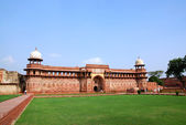 Architecture in Agra fort — Stock Photo