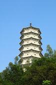 Китайские храмы — Стоковое фото